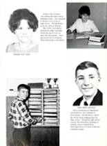 1966 Liberty Center High School Yearbook Page 32 & 33