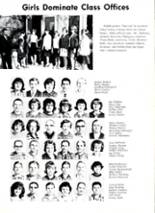 1966 Liberty Center High School Yearbook Page 36 & 37