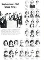 1966 Liberty Center High School Yearbook Page 38 & 39