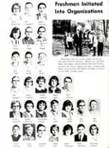1966 Liberty Center High School Yearbook Page 40 & 41