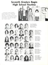 1966 Liberty Center High School Yearbook Page 42 & 43