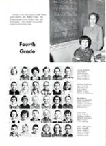 1966 Liberty Center High School Yearbook Page 44 & 45