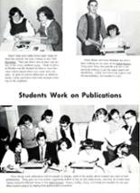 1966 Liberty Center High School Yearbook Page 50 & 51