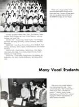 1966 Liberty Center High School Yearbook Page 54 & 55