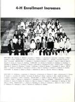 1966 Liberty Center High School Yearbook Page 58 & 59