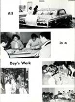1966 Liberty Center High School Yearbook Page 62 & 63
