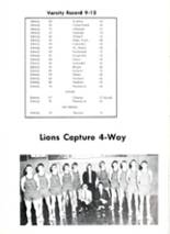1966 Liberty Center High School Yearbook Page 66 & 67