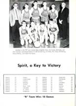 1966 Liberty Center High School Yearbook Page 72 & 73