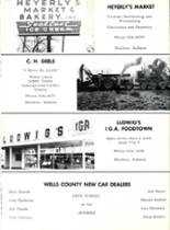 1966 Liberty Center High School Yearbook Page 96 & 97