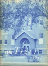 1954 Yearbook Tilden High School