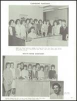 1963 Centennial High School Yearbook Page 22 & 23