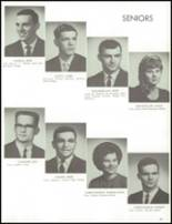 1963 Centennial High School Yearbook Page 32 & 33