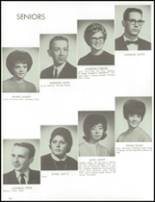 1963 Centennial High School Yearbook Page 42 & 43