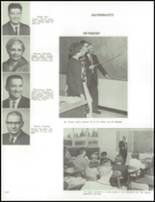 1963 Centennial High School Yearbook Page 108 & 109