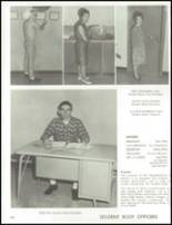 1963 Centennial High School Yearbook Page 132 & 133