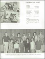 1963 Centennial High School Yearbook Page 136 & 137