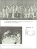 1963 Centennial High School Yearbook Page 152 & 153