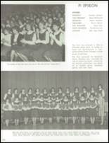 1963 Centennial High School Yearbook Page 154 & 155