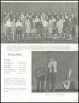 1963 Centennial High School Yearbook Page 156 & 157