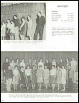 1963 Centennial High School Yearbook Page 158 & 159