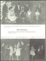 1963 Centennial High School Yearbook Page 166 & 167
