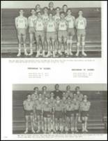 1963 Centennial High School Yearbook Page 220 & 221