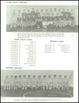 1963 Centennial High School Yearbook Page 222 & 223