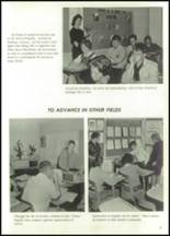 1963 Tarboro High School Yearbook Page 10 & 11