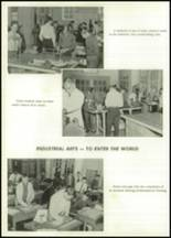 1963 Tarboro High School Yearbook Page 20 & 21