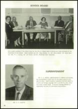 1963 Tarboro High School Yearbook Page 28 & 29