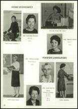 1963 Tarboro High School Yearbook Page 34 & 35