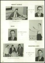 1963 Tarboro High School Yearbook Page 38 & 39