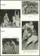 1963 Tarboro High School Yearbook Page 42 & 43