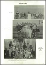 1963 Tarboro High School Yearbook Page 76 & 77