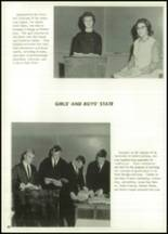 1963 Tarboro High School Yearbook Page 92 & 93
