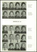 1963 Tarboro High School Yearbook Page 116 & 117