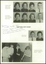 1963 Tarboro High School Yearbook Page 122 & 123