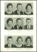 1963 Tarboro High School Yearbook Page 126 & 127