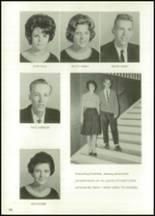 1963 Tarboro High School Yearbook Page 132 & 133