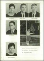 1963 Tarboro High School Yearbook Page 136 & 137