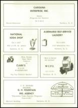 1963 Tarboro High School Yearbook Page 150 & 151
