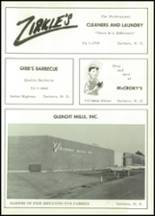 1963 Tarboro High School Yearbook Page 156 & 157