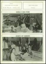 1963 Tarboro High School Yearbook Page 168 & 169