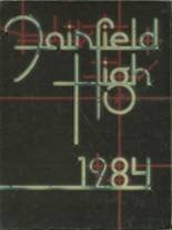1984 Yearbook Fairfield High School