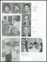 1975 Rochelle Township High School Yearbook Page 16 & 17
