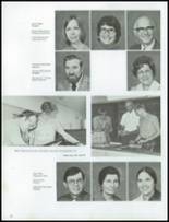 1975 Rochelle Township High School Yearbook Page 20 & 21