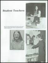 1975 Rochelle Township High School Yearbook Page 22 & 23