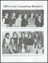 1975 Rochelle Township High School Yearbook Page 24 & 25