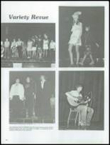 1975 Rochelle Township High School Yearbook Page 44 & 45