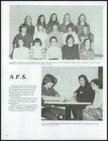 1975 Rochelle Township High School Yearbook Page 54 & 55